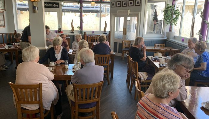 Eastbourne social meeting